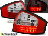 Zadné l'ad svetlá Audi A6 05-97-05-04 červená bílá