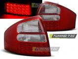 Zadné l'ad svetlá Audi A6 05-97-05-04 sedan červená bílá