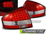 Zadné l'ad svetlá Audi A6 97-04 červená bílá