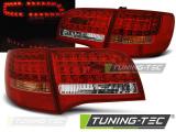 Zadné l'ad svetlá Audi A6 C6 05-08 combi červená bílá