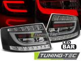 Zadné l'ad svetlá Audi A6 C6 sedan 04-04-08 7PIN černá