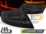 Zadné l'ad svetlá Audi TT 04-06-02-14 kouřová