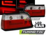 Zadné l'ad svetla BMW E36 12,90-08,99 C / C červená bílá