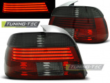 Zadné l'ad svetla BMW E39 09/00-06/03 červená kouřová