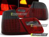 Zadné l'ad svetla BMW E46 04/99-03/03 coupe červená kouřová