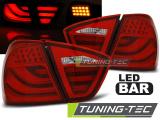 Zadné l'ad svetla BMW E90 03/05/08/08 červená