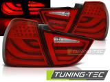Zadné l'ad svetla BMW E90 09-11 červená