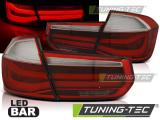 Zadné l'ad svetla BMW F30 11-15 červená kouřová