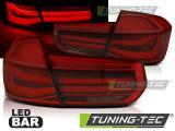 Zadné l'ad svetla BMW F30 11-15 červená