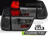 Zadné l'ad svetla BMW X5 E53 09/99-10/03 kouřová
