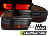 Zadné l'ad svetla BMW X5 E70 7/3-5/10 kouřová