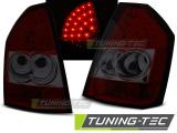 Zadné l'ad svetla Chrysler 300C / 300 09-10 červená kouřová led