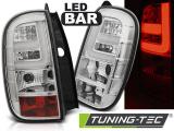 Zadné l'ad svetla Dacia Duster 04/10- led bar chrom
