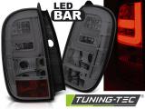 Zadné l'ad svetla Dacia Duster 04/10- led bar kouřová