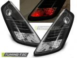 Zadné l'ad svetla Fiat Grande Punto 09/05-09 černá led