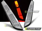 Zadné l'ad svetla Ford Focus MK2 09/04-08 HB chrom led