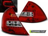 Zadné l'ad svetla Ford Mondeo MK3 09/00-07 červená bílá led