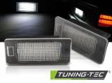 LED osvětlení SPZ BMW E39 sedan