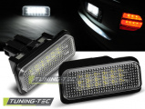LED osvětlení SPZ MERCEDES W219