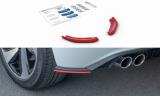 Boční spoilery pod zadní nárazník VW POLO MK6 GTI 2017-