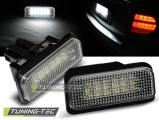 LED osvětlení SPZ MERCEDES W211
