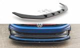 Predný spojler nárazníka Volkswagen Polo GTI Mk6 2017 -