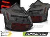 Zadné la'd svetlá Ford Focus 3 11-10/14 hatchback kouřová led bar SEQ IND.