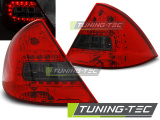 kopie Zadné la'd svetlá Ford Mondeo MK3 09/00-07 červená kouřová led