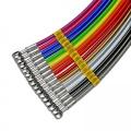Brzdové hadice Hel Performance na Seat Malaga 1.7D (90-92)