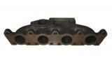 Výfukové zvody 1.8T - T25 / T28 + WG Turbo Parts