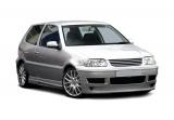 Predný spoiler nárazníku VW Polo III 6N 1999 - 2001