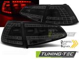 Zadná l'ad svetlá VW Golf 7 13-17 černá kouřová led sport SEQ