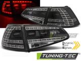 Zadná l'ad svetlá VW Golf 7 13-17 černá led sport SEQ