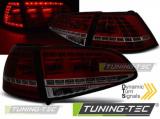 Zadná l'ad svetlá VW Golf 7 13-17 červená kouřová led sport SEQ