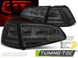Zadná l'ad svetlá VW Golf 7 13-17 kouřová led sport SEQ