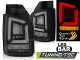 Zadná l'ad svetlá VW T5 04/03-09 černá