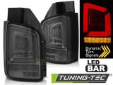 Zadná l'ad svetlá VW T5 04/03-09 kouřová led bar SEQ