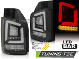 Zadná l'ad svetlá VW T6 15-19 transporter černá led bar