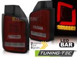 Zadná l'ad svetlá VW T6 15-19 transporter červená kouřová led bar