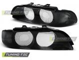 Predné svetlá BMW E39 95-00 černá kouřová D2S