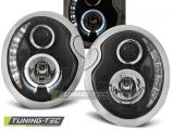 Predné svetlá BMW Mini (cooper) 05/01-10/06 černá