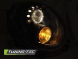 Predné svetlá BMW Mini (cooper) 06-14 černá TUNINGTEC