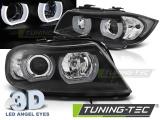 Predné svetlá BMW E90/E91 03/05/08.0 U-led 3D černá