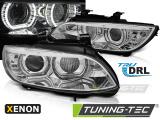 Predné svetlá BMW E92/E93 06-10 Angel Eyes led chrom xenon