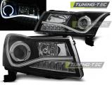 Predné svetlá Chevrolet Cruze 09-12 černá