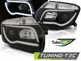 Predné svetlá Dacia Duster 04/10-14 černá