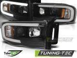 Predné svetlá Dodge Ram 02-06 černá