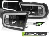 Predné svetlá Dodge Ram 09-18 černá