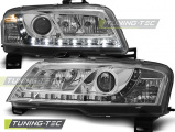 Predné svetlá Fiat Stilo 3D 10/01-08 chrom