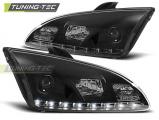 Predné svetlá Ford Focus II 09/04-01/08 černá